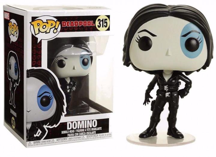 POP! Deadpool - Domino #315