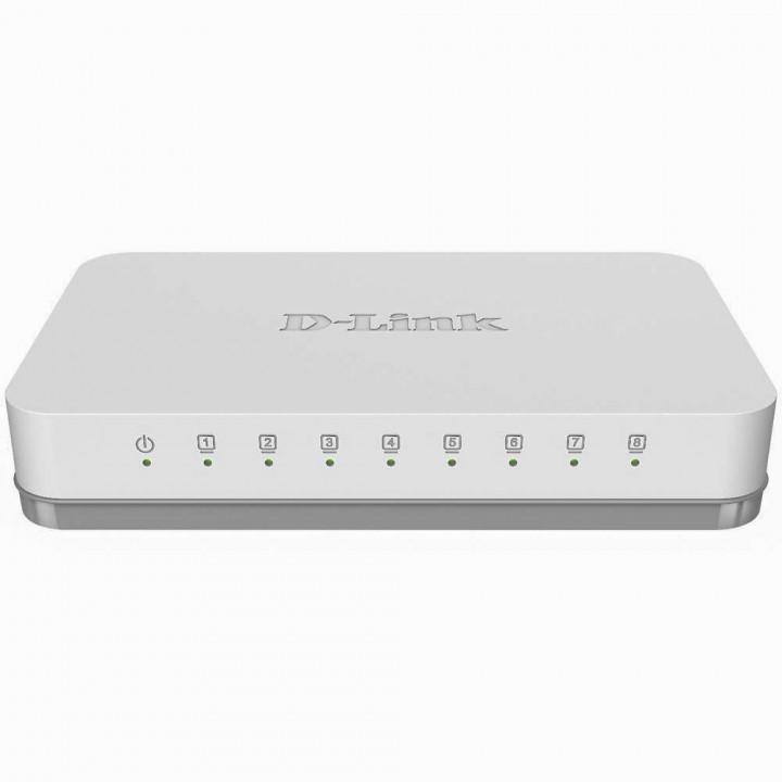 D-Link 8-Port Gigabit Switch