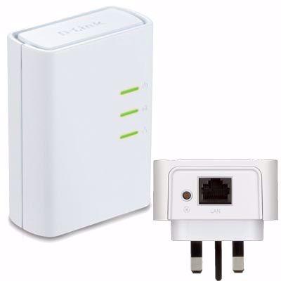 D-Link PowerLine AV2 600 Gigabit Adapter ( DHP-600AV )