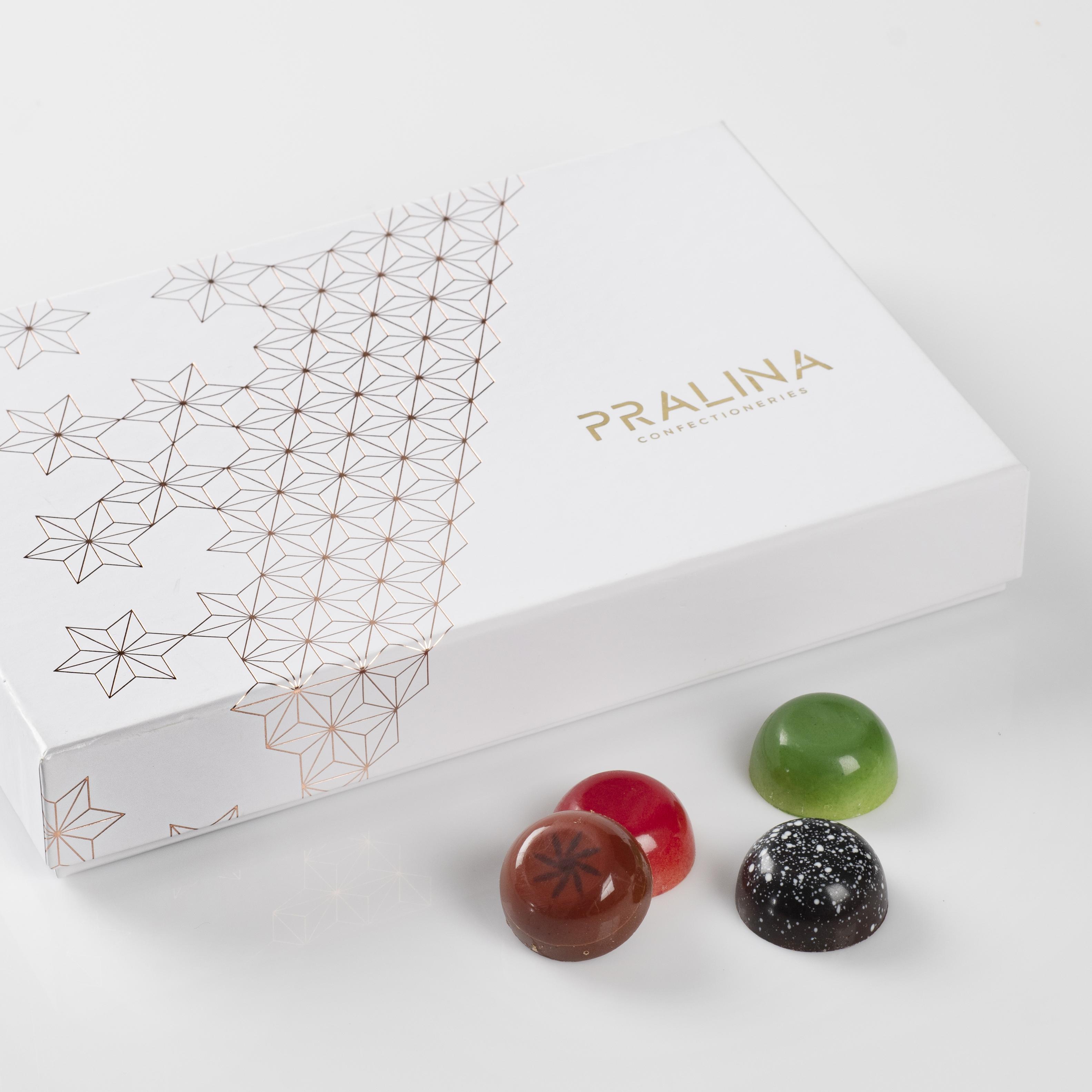Chocolate Bonbons - Box of 36