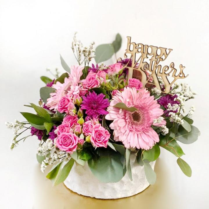 Gaia flower arrangement