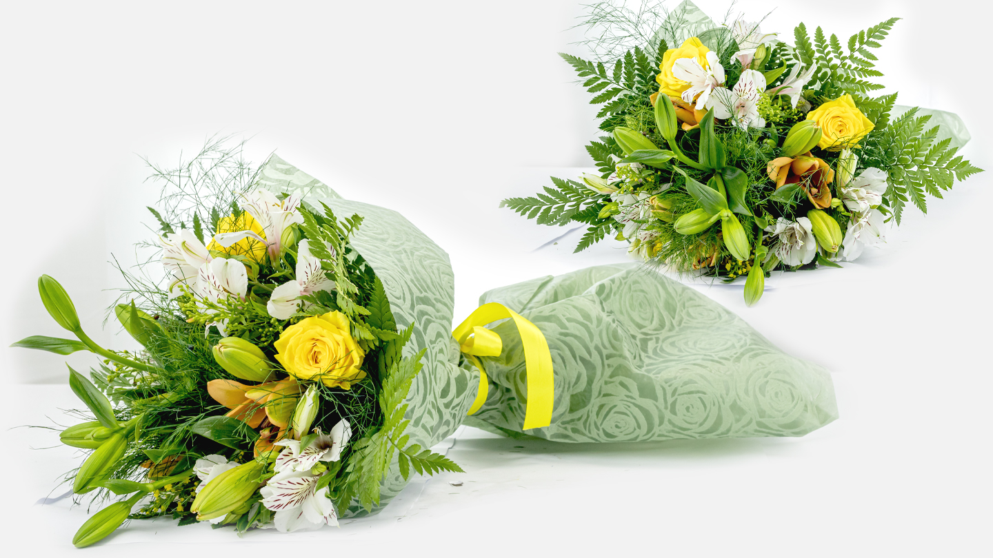 bouquet with mix flower2