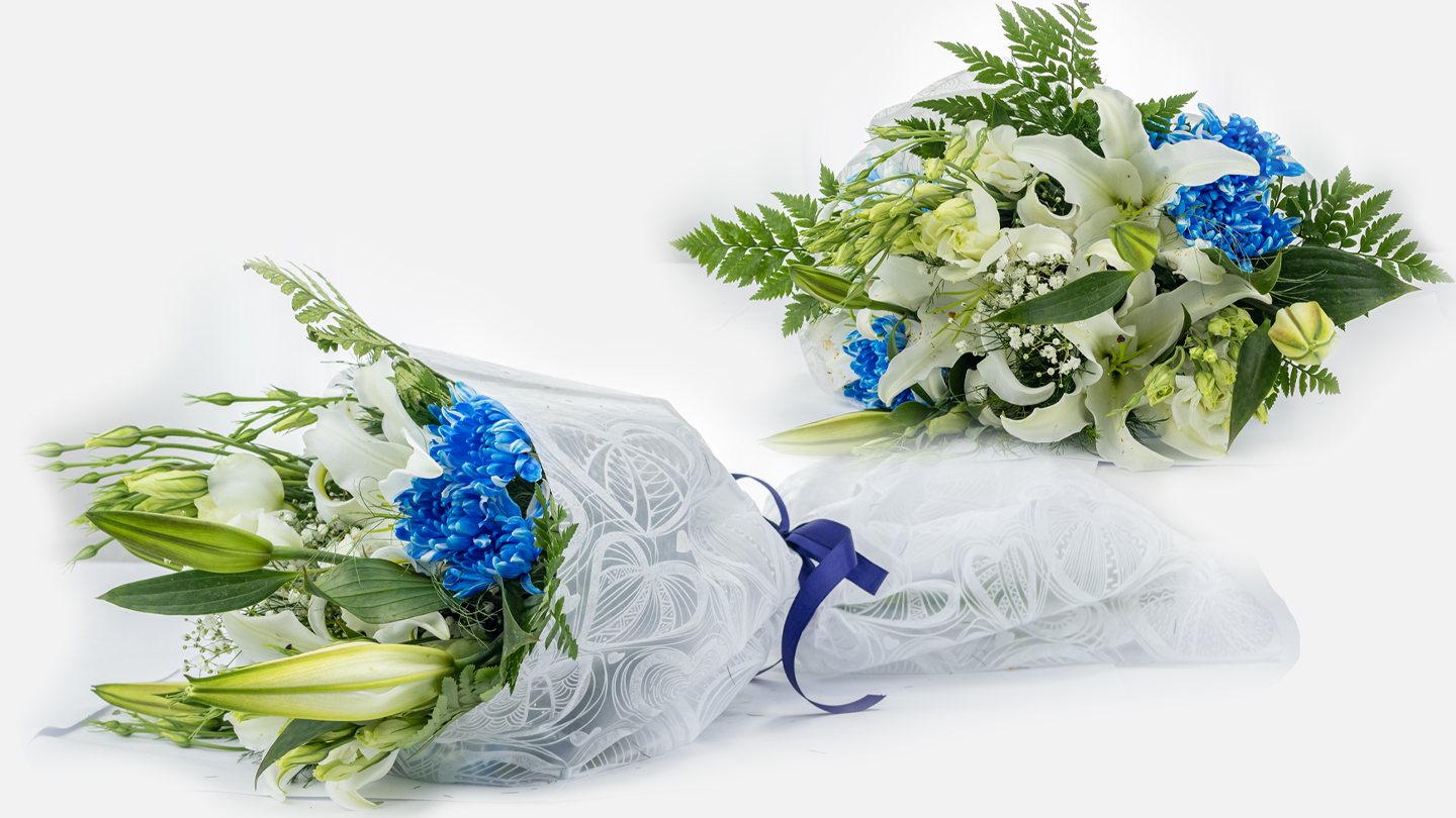 bouquet with mix flower1