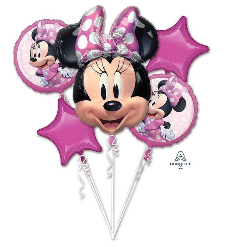 Minnie Mouse Bouquet