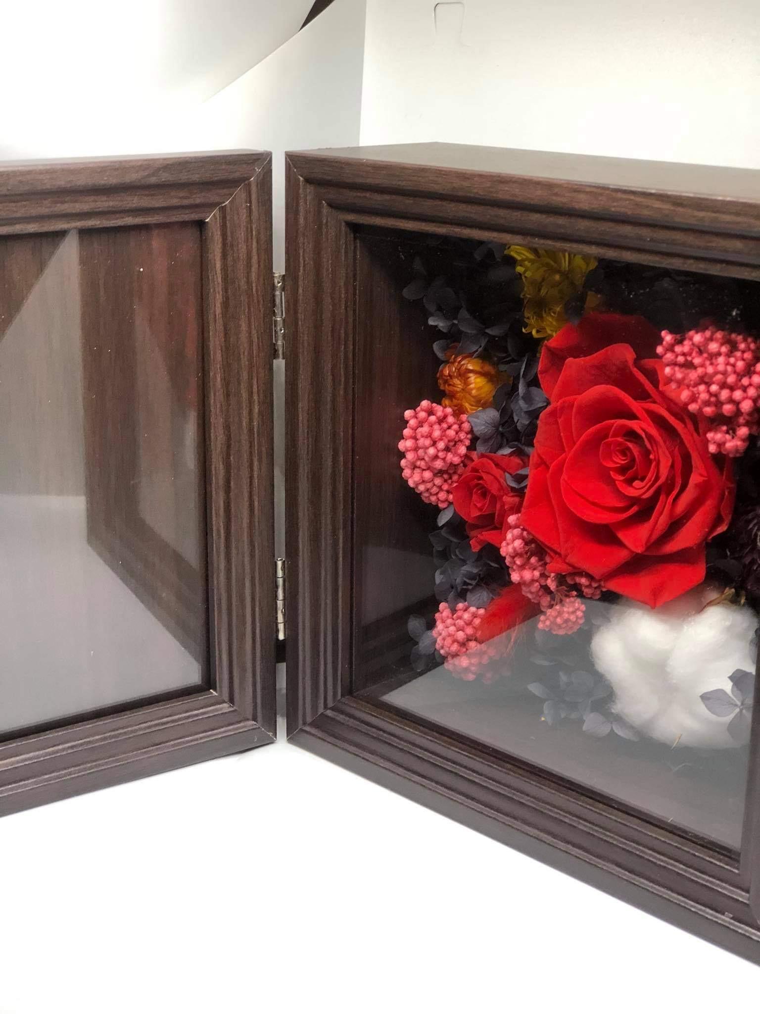 One of a kind  photo frame  - 18 x 18cm