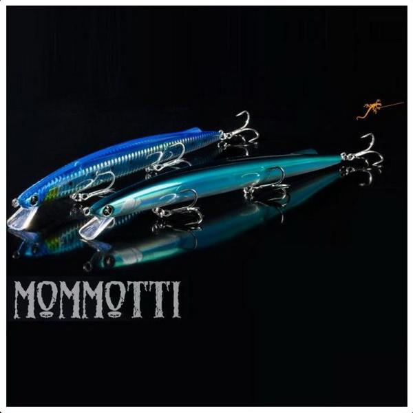 SEASPIN MOMMOTTI 190SS SPINNING LURE 190mm 34gr - AGU
