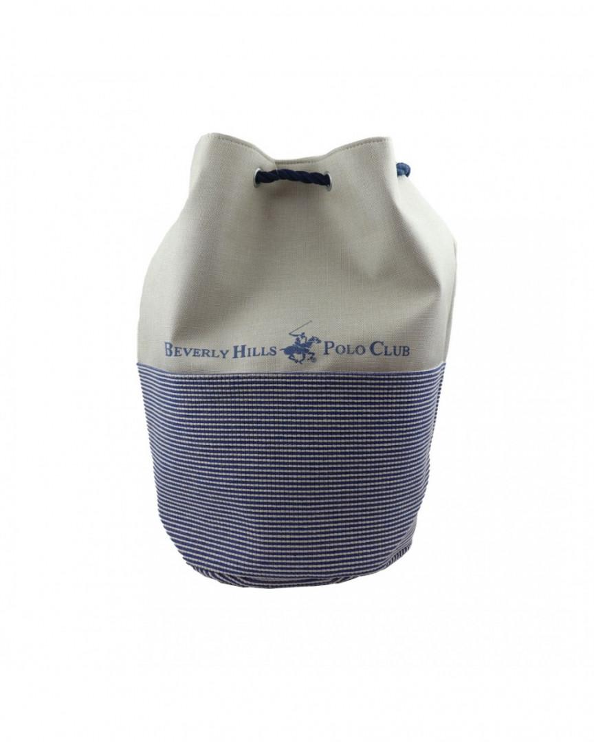 Beach Bag Beverly Hills Polo Club - blue