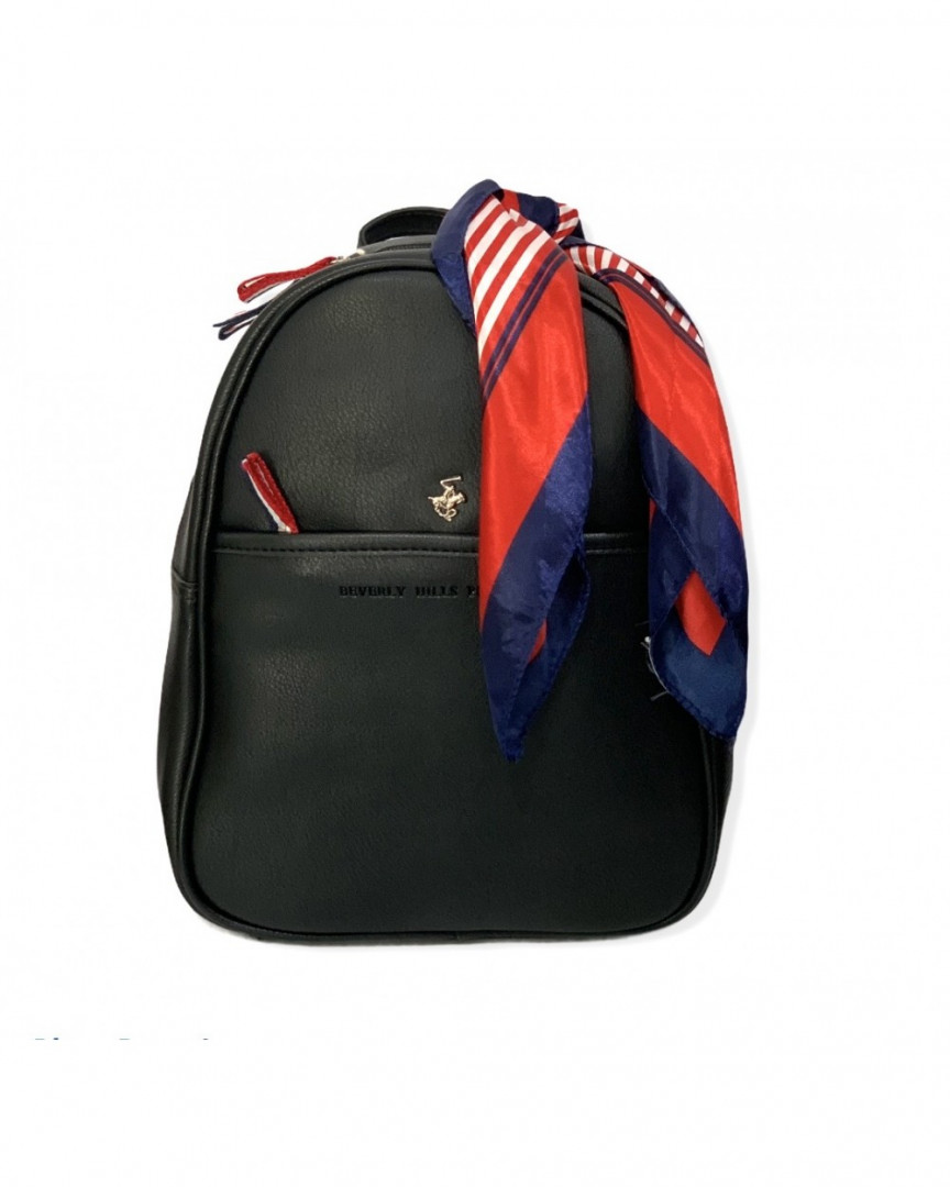 Beverly Hills Polo Club Backpack - black