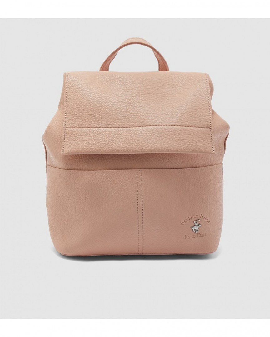 Beverly Hills Polo Club Backpack - pink