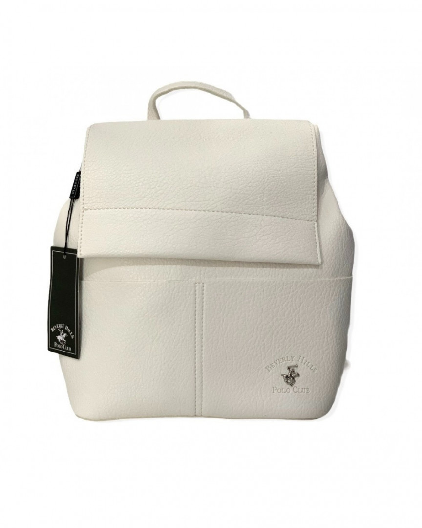 Beverly Hills Polo Club Backpack - blue