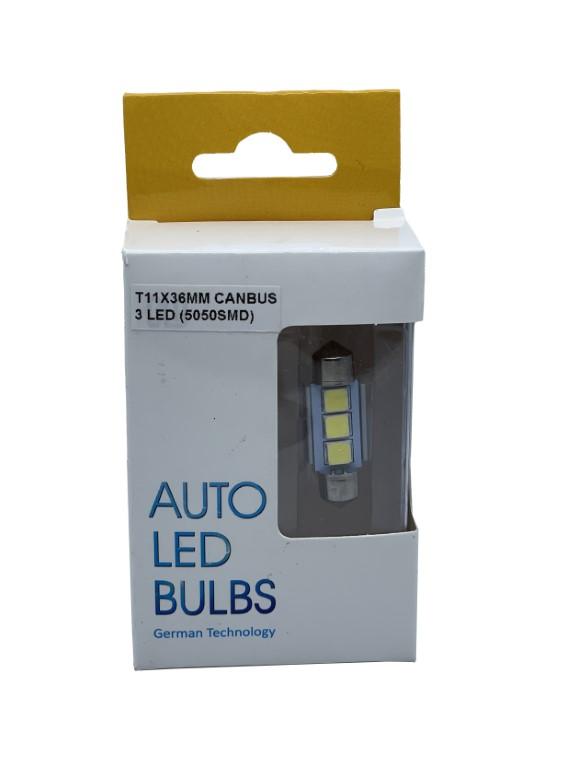 AUTO LED BULBS german technology