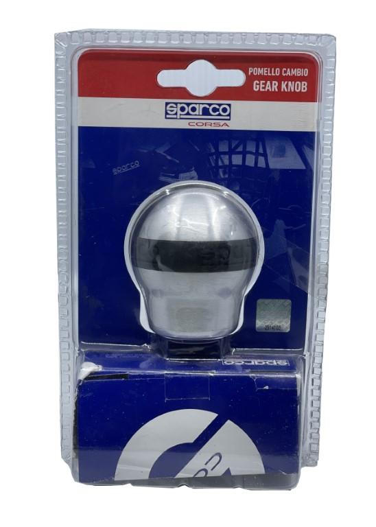 sparco gear knob
