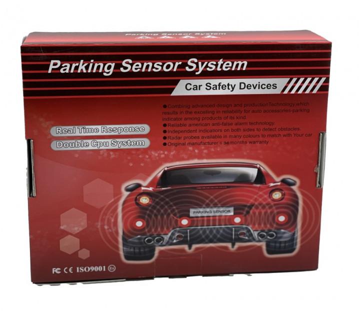 CAR SAFETY DEVICES PARKING SENSOR SYSTEM