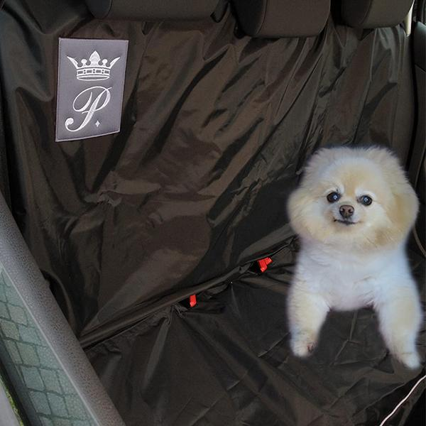 pretty paws rear seat protector