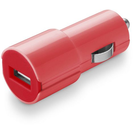 Cellular Line USB IN-CAR CHARGER 2A PINK