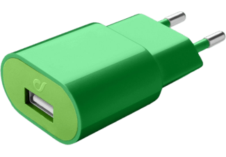 Cellular Line USB CHARGER 2A GREEN