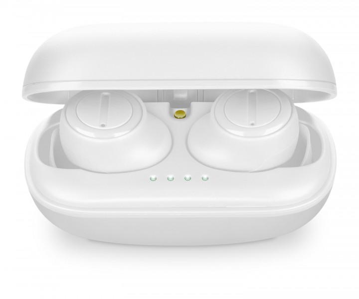Cellularline True Wireless Earphones Plume White