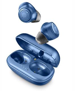 Cellular Line PETIT-Wireless in-ear Bluetooth earphones Blue