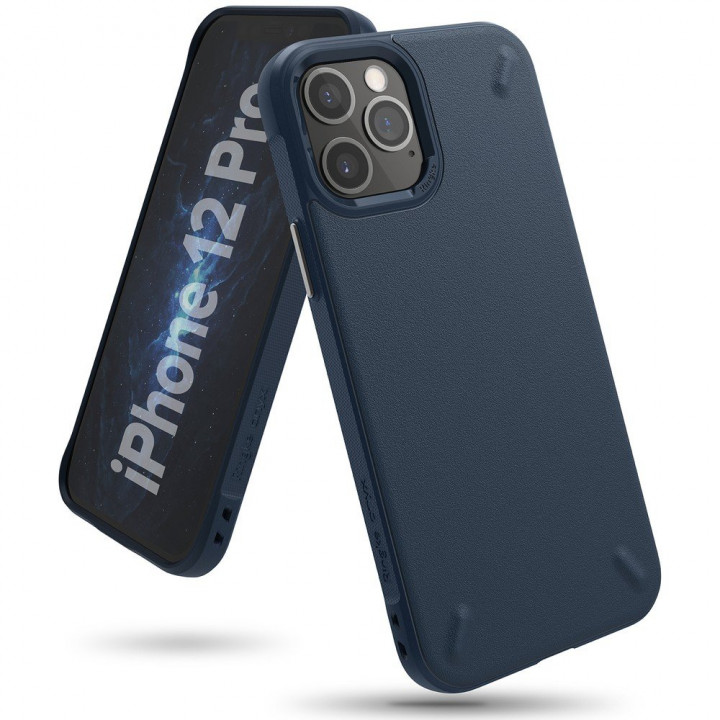 Ringke iPhone 12/12 Pro Case Onyx Navy