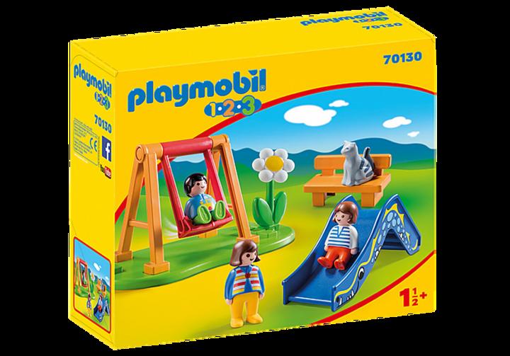 Playmobil®  1.2.3 - Childrens Playground 70130