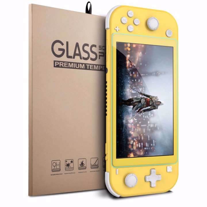 9H Tempered Glass Screen Protector for Nintendo Switch Lite