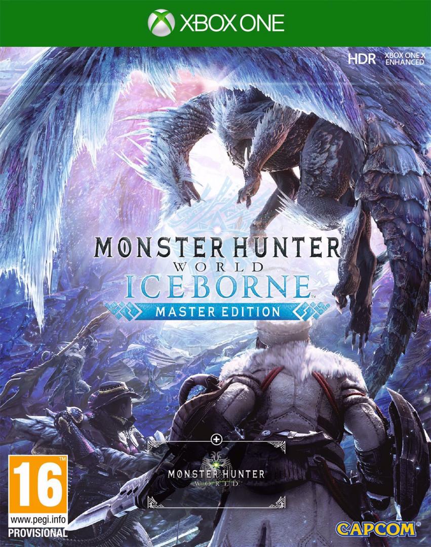 Monster Hunter World Iceborn ( XBOXONE )