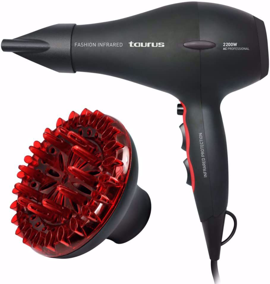 Taurus Infrared 2200W Professional Hair Dryer