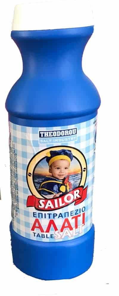 SAILOR TABLE SALT 500G