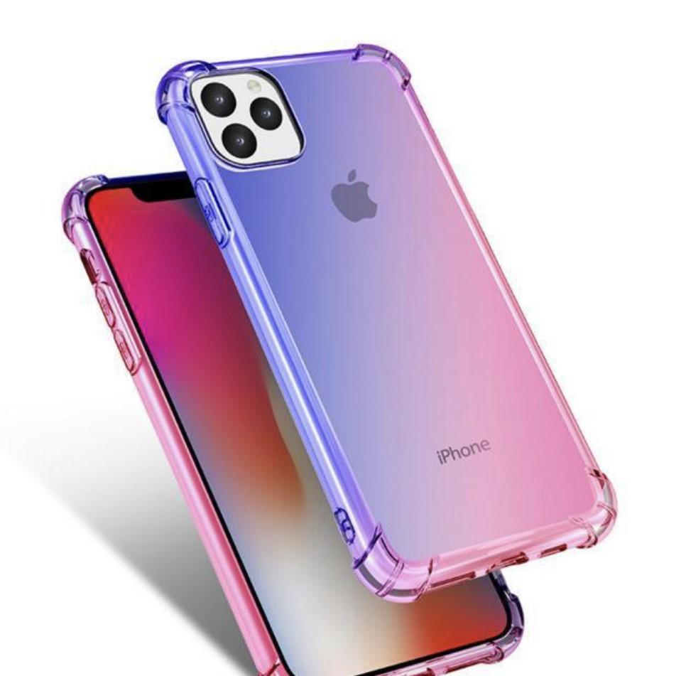 RUBBER GEL XR - blue/purple