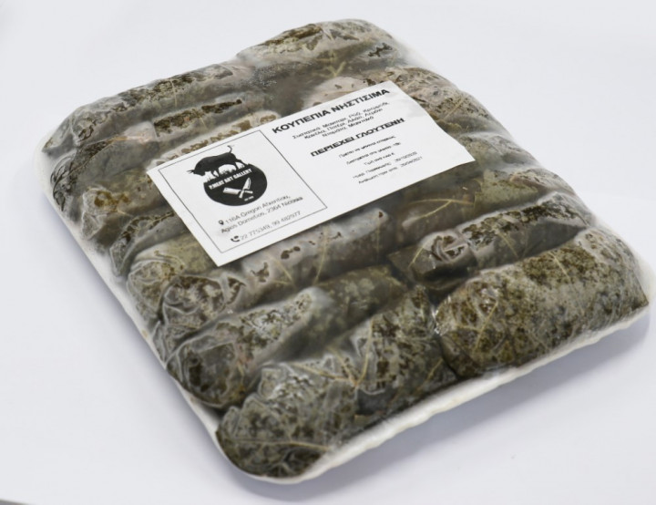 Κουπέπια νηστίσιμα / Stuffed Vine Leaves (Fasting)