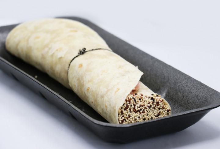 Φλογέρες με βοδινό και τυριά / Burrito with Beef and Cheeses