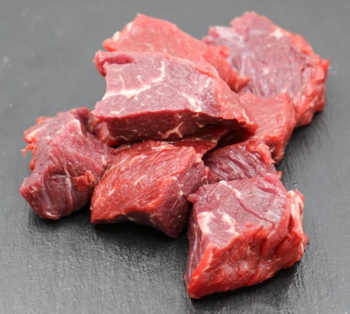 Βοδινό σε κύβους / Beef Pieces - 500gr