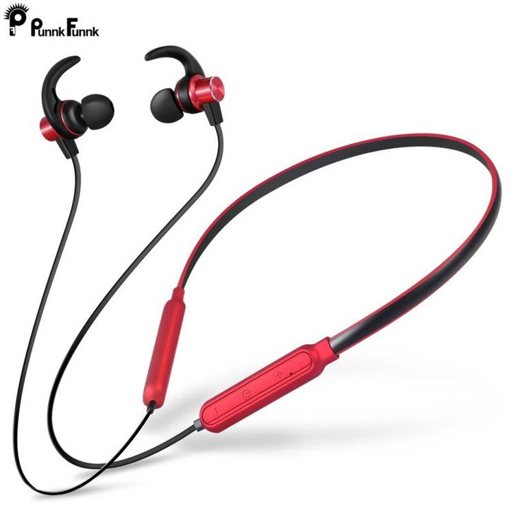 WIRELESS BLUE TOOTH NECKBAND EARPHONE FOR MOBILE ,TABLET ETC,