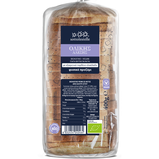 Sottolestelle Wholegrain Bread