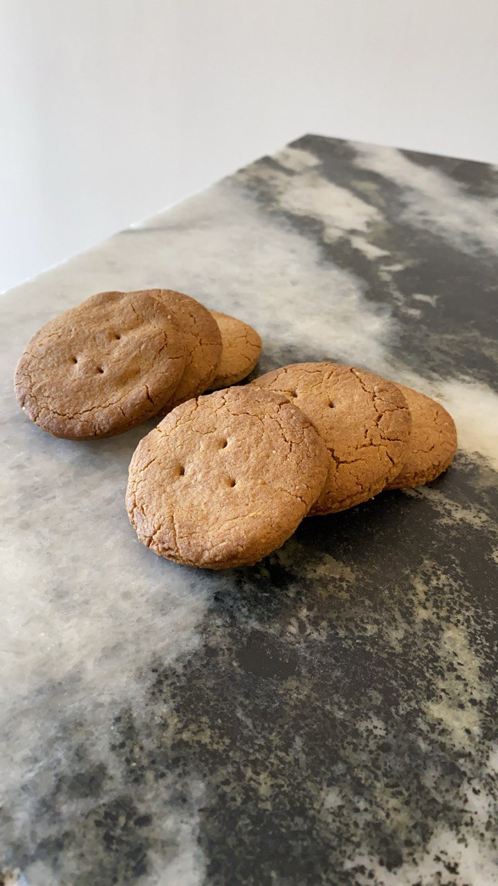 """Wholesome """"Digestive"""" Biscuits"""