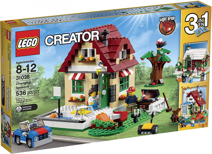 CREATOR 31038 8-12 AGES