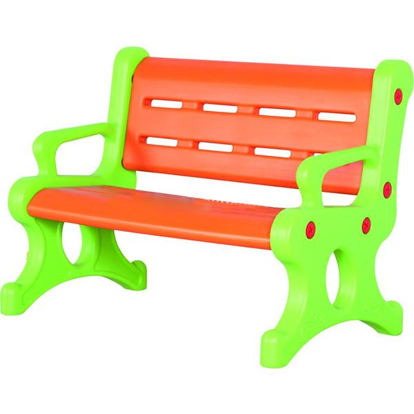 Children's Bench - Orange