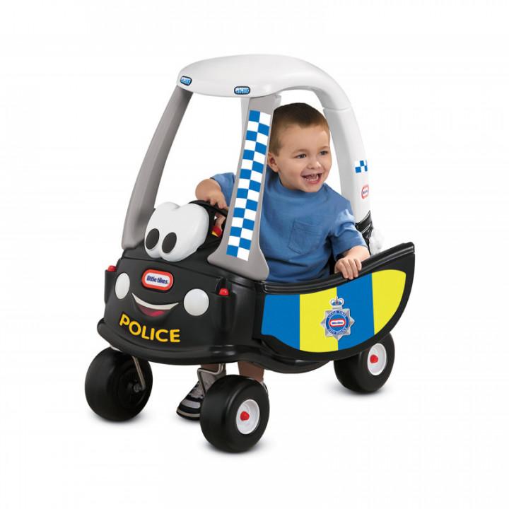 COZY PATROL POLICE CAR