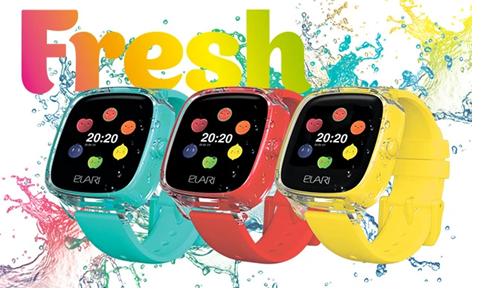 Παιδικό Smartphone ELARI KidPhone4 Fresh - Yellow