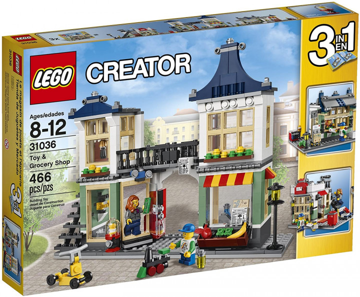 CREATOR 31036 -8-12 AGES