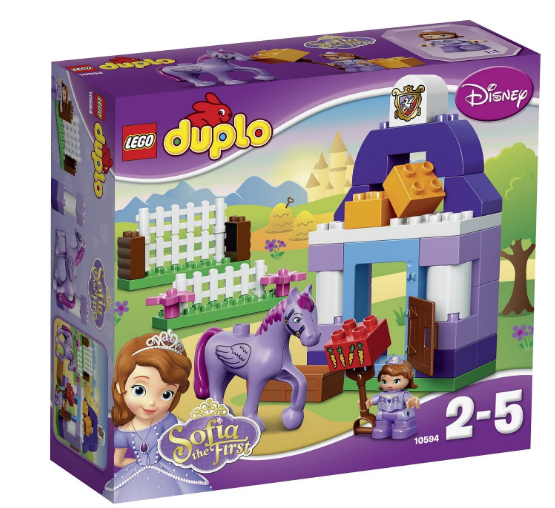 LEGO DUPLO 10594 Sofia the First Royal Stable