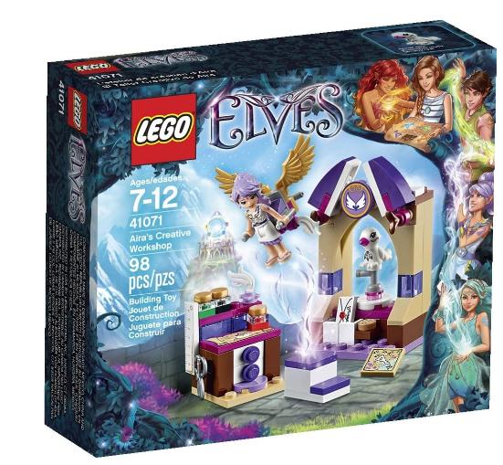 LEGO Elves Aira's Creative Workshop 41071