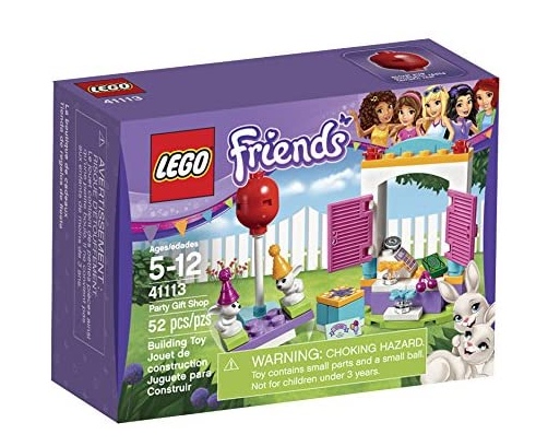 LEGO Friends Party Gift Shop 41113