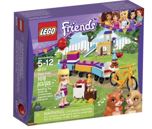 LEGO Friends Party Train 41111