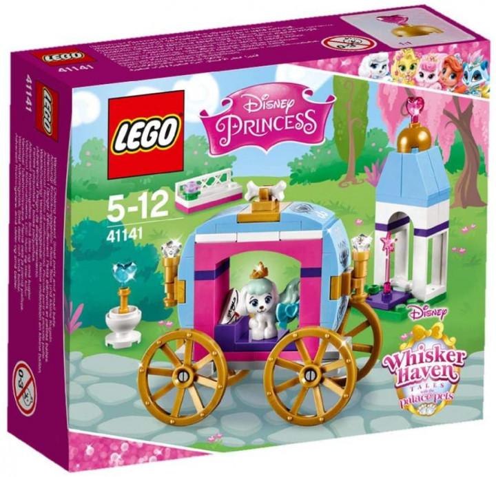 Lego Pumpkin Royal Carriage 41141