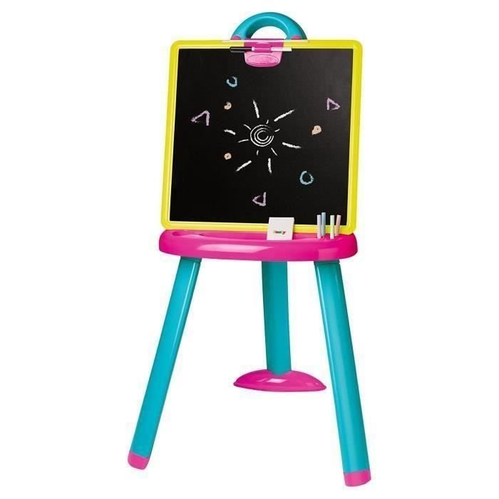 SMOBY Plastic Board - Pink