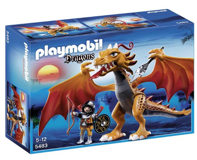 Playmobil 5483 Dragons Flame Dragon