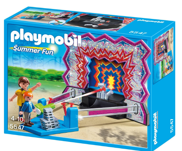 PLAYMOBIL 5547 Tin Can Alley Play Set