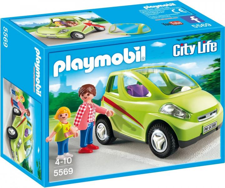 Playmobil 5569 City Life City Car