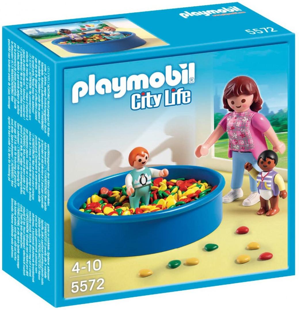 Playmobil 5572 City Life Ball Pit